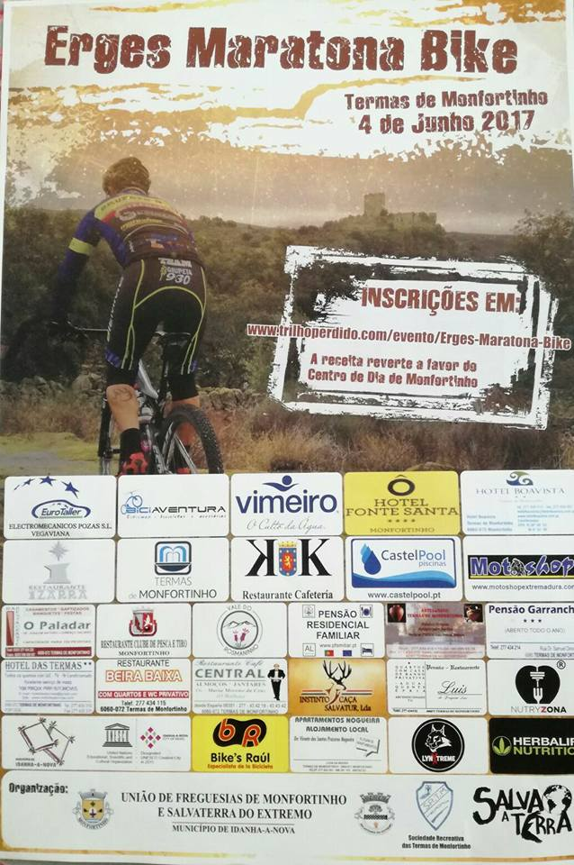 Destaque - BTT Erges Maratona Bike