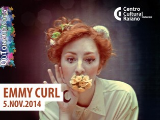 EMMY CURL Outonalidades 2014