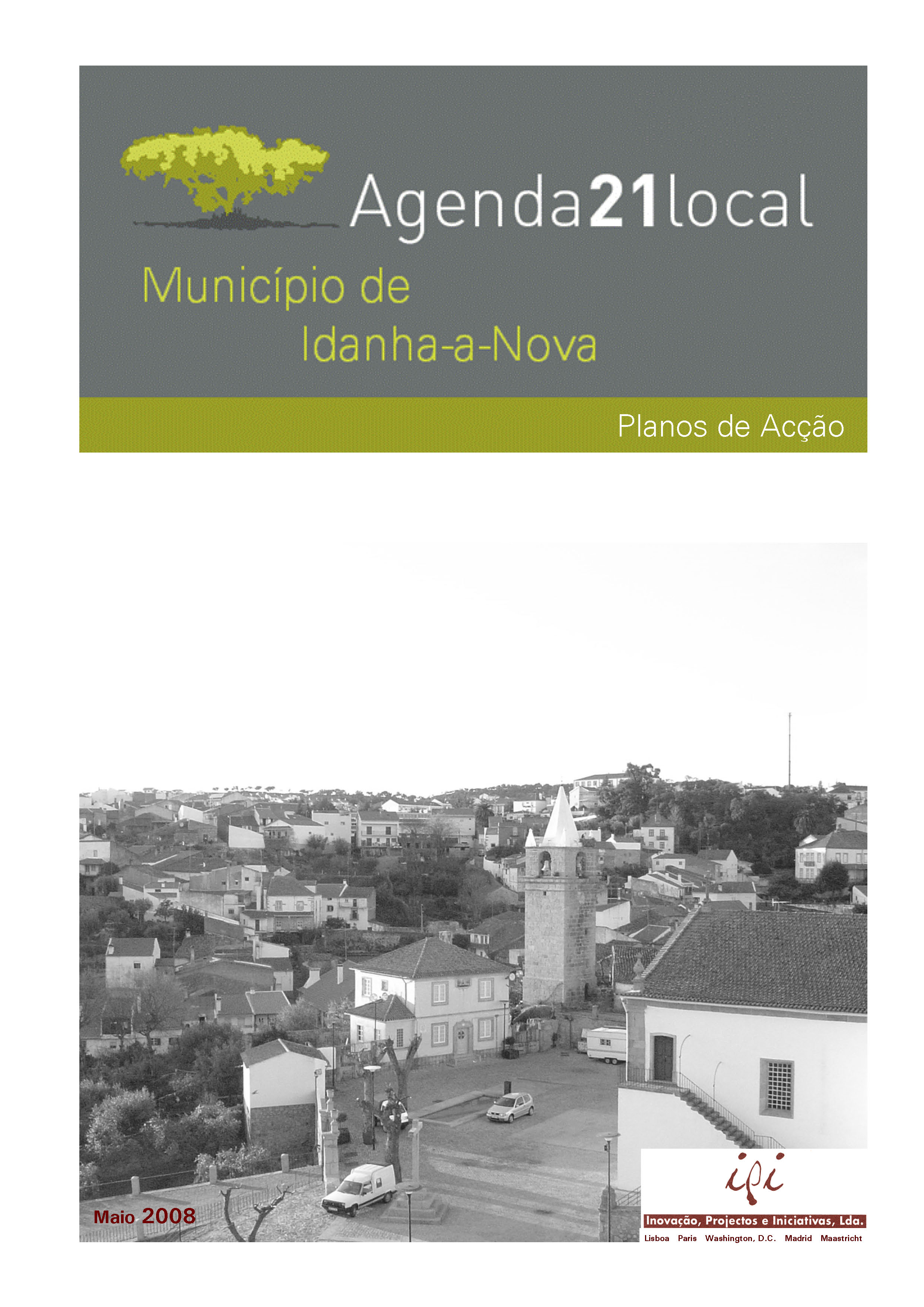 Agenda local 21Planos Accao